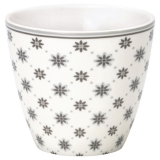 "GreenGate Latte Cup ""Laurie White"""