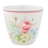 GreenGate Latte Cup Marie White